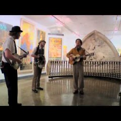 "Pokey LaFarge and the South City Three ""Claude Jones"" and ""Drinkin' Whiskey Tonight"""